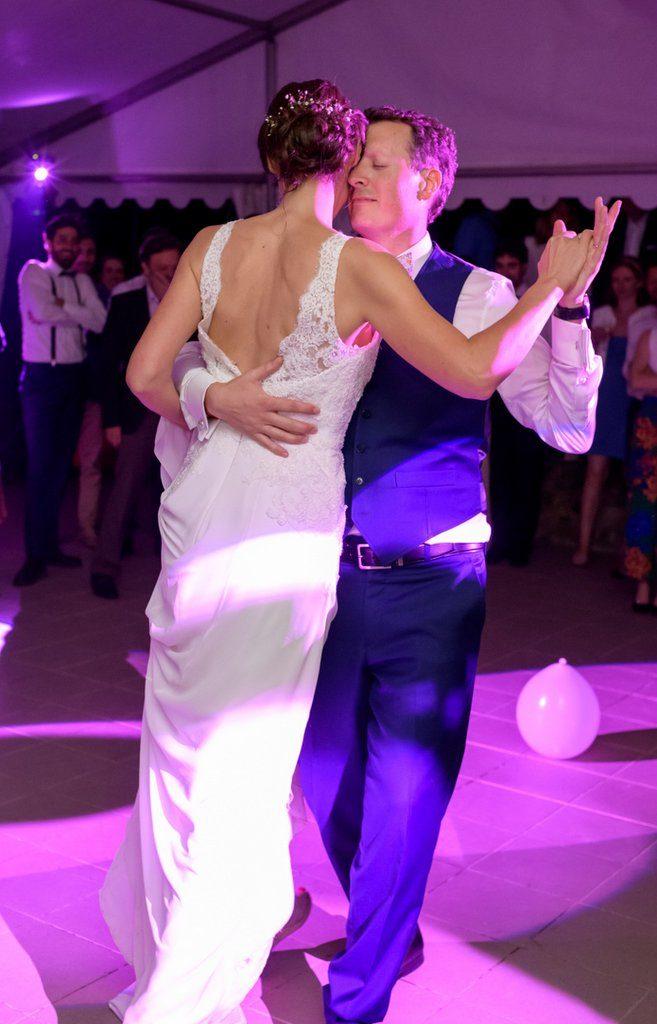 Chorégraphie ouverture de bal Tango