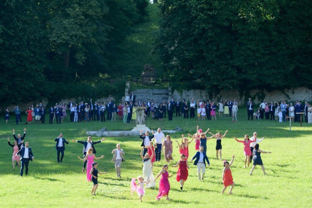Chorégraphie Flashmob mariage