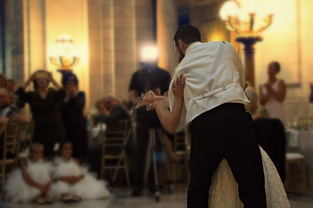 Chorégraphie ouverture de bal